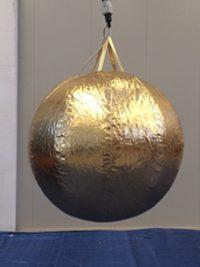 Esfera de colgar de 0.90 metros de diametro