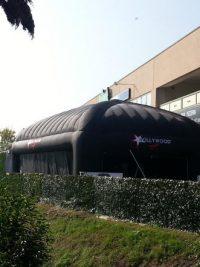 Black Tent (10 x 7m)