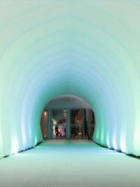 Carpa Túnel (75 m<sup>2</sup>)